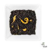 Schwarzer Tee Aprikose
