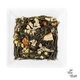 Grüner Tee Joghurt-Lemon-Splash