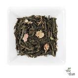 Grüner Tee Mangousteen