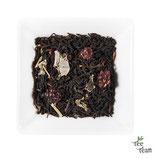 Schwarzer Tee Waldbeere