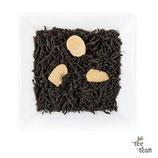 Schwarzer Tee Marzipan