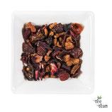 Früchte-  mischung Vanille-Sahne