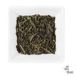 Grüner Tee Erdbeer-Joghurt / Sahne