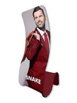 "Formulate-Textildisplay ""Snake"""