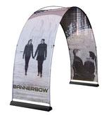 BANNERBOW® - Event-Bogen Black