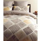 寝具(セミダブル用・羽毛掛け布団)ベッドなし