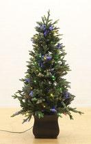 クリスマスツリー(140cm)