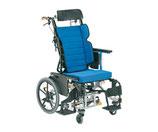 松永製作所 車いす リクライニング車椅子 介助型 MH-RD3D F-2