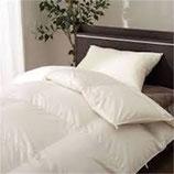 寝具(シングルベッド用・羽毛掛け布団)ベッドなし