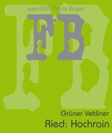 Grüner Veltliner  Hochrain 2019