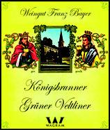 Königsbrunner Grüner Veltliner 2018