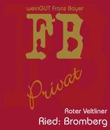 Roter Veltliner Bromberg Privat Reserve 2017