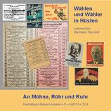 """Heimatblätter """"An Möhne, Röhr und Ruhr"""" Nr. 61 - Wahlen und Wähler in Hüsten"""