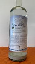 EDEL-Kristallwasser Höchst-Konzentrat 2 Liter mit 6% Kristlallpulver gerührtes Quellwasser mit 7 Lichtschwingungen