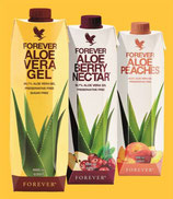 Aloe vera Gel   (nature) 1 Liter
