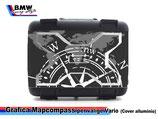 Grafica Mapcompass  style per Vario Alluminio