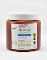 Crema Base Natural BIO Sin Parabenos 250 ml