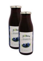 6 x Liqberry Heidelbeere