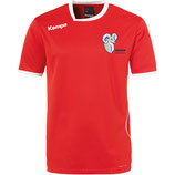 Tee-shirt d'entraînement Kempa Rouen Handball Femme Homme