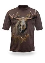 Gamewear 3D T-Shirt Elch