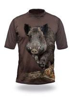 Gamewear 3D T-Shirt Wildsau