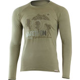 LASTING Dakar Men LS light 160g 100% Woolsenes 16µm