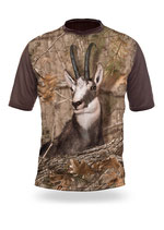 Gamewear 3D T-Shirt Gämse Photocamoulage