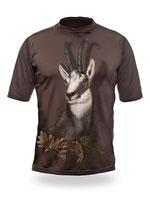 Gamewear 3D T-Shirt Gämse