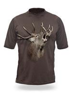 Gamewear 3D T-Shirt Hirsch