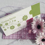 HENNINGS! Geschenk-Gutschein als Geschenkkarte