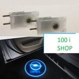 2 Stück Opel Tür Lichter