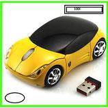 Auto Maus mit Empfänger   ( Wireles Funkmaus )