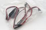 Light-Kit 2x weiß, 2x rot, fernschaltbar über Empfänger-Kanal