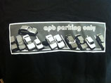 APB T-Shirt black, Parking Slot, MEN