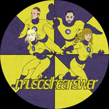 Mita002 - Oscar Barila & Maiki - Underground Superhereos EP
