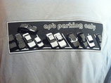APB T-Shirt grey, Parking Slot, MEN