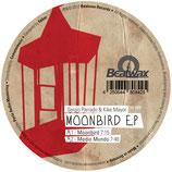 """BW009 Vinyl """"Sergio Parrado & Kike Mayor - Moonbird Ep"""""""