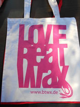 Beatwax Bag White