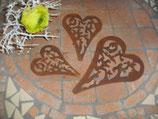 Herz - Aufhänger - Mosaik