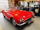 1962 Corvette C1, 327cui, 4-Speed, Frame Off restauriert, Tüv/H-Gutachten