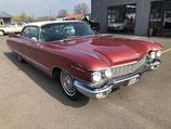1960 Cadillac Coupé Serie 62 390cui Automatik Top Originalzustand Tüv/H-Zulassung