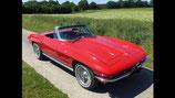 1964 Corvette C2 Roadster 327cui 4-speed Top Zustand Tüv/H-Zulassung