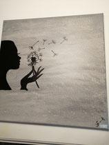 Bilder 60x60 von Sabine Buhr
