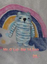 Mr. O´Lui- Bär 14,5 cm