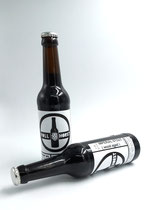 Horster Russian Imperial Stout 8,5. Vol  - 0,33L ( woodaged ) 0,33L