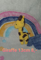 Giraffe 13 cm