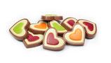 Schokoladen Herzen Vollmilch 100 g