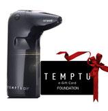 Temptu Air Compressor inkl. Gutschein für eine Foundation