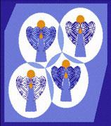 Siebenbürger Sachsen Engel Nummer 1