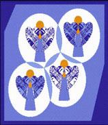 Siebenbürger Sachsen Engel Nummer 2